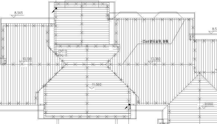 某别墅电气设计施工图_3