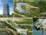 【中建】西安世博园四大标志性建筑施工组织设计(343页,附图丰富)