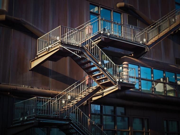 [钢结构]厦门扶梯平台及消防楼梯工程监理细则(共19页)