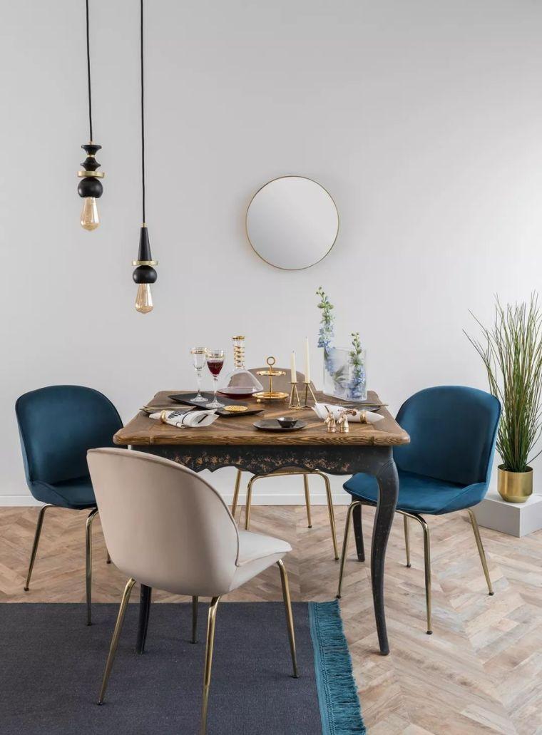最美的INS风的家具搭配,让软装更精妙!_28