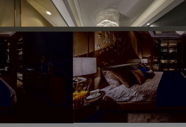 长龙领航140户型样板房室内实景图 (3)