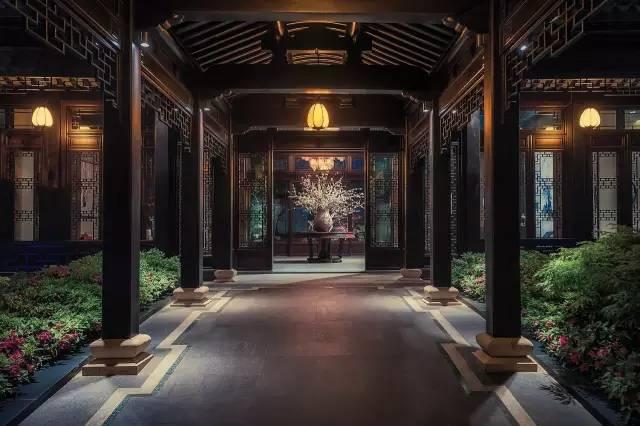 一座中式园林,震惊了中国文化界_24