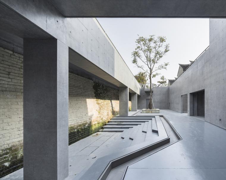 徐州现代语境表现的城墙博物馆外部实景图 (7)