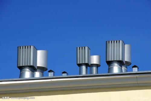 各类建筑物全面通风换气设计
