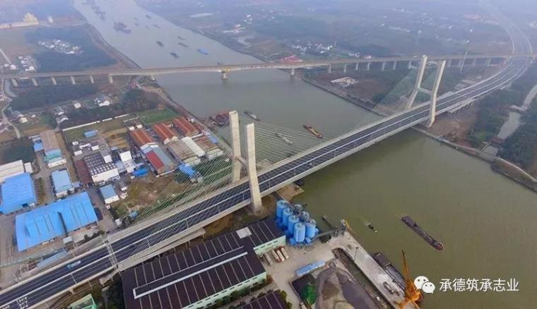 BIM技术在辰塔公路越黄浦江大桥项目中的应用