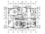 新中式四合院别墅资料免费下载