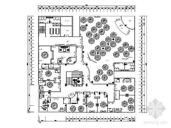 酒店平面设计图