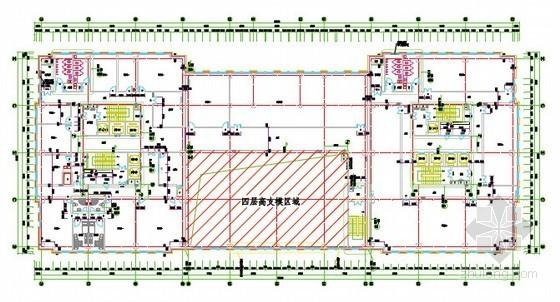 [天津]高层框剪结构办公楼高支模专项施工方案(107页)