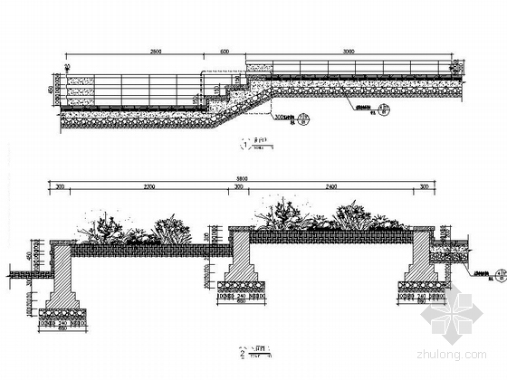 花池施工图