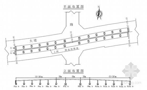 [安徽]双向6车道市政大道连续梁承重碗扣支架施工方案57页(附CAD图31张)