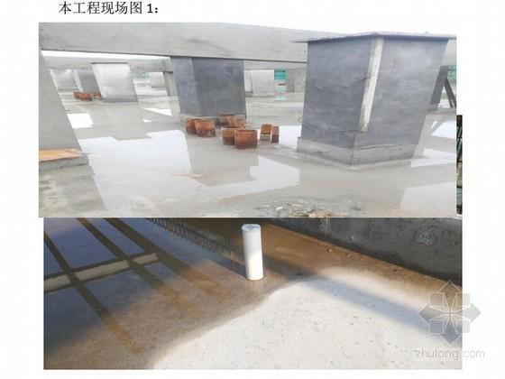 某屋面工程创优亮点做法方案合集(PDF)