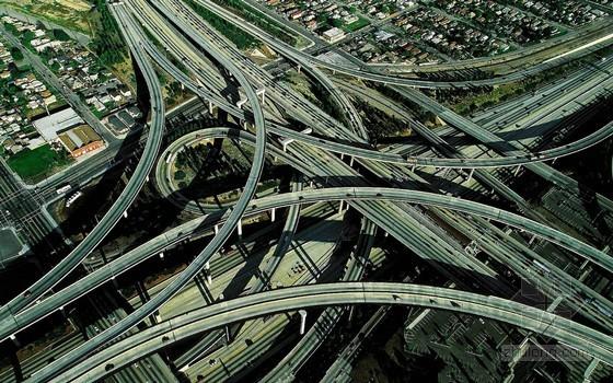 互通式立体交叉钢桥施工组织设计(182页 配图丰富)
