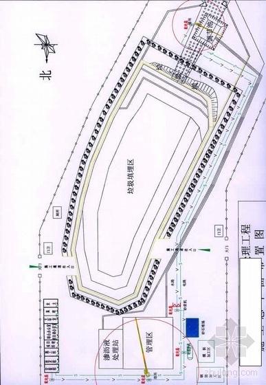黑龙江某垃圾处理场工程施工组织设计(沥青混凝土)