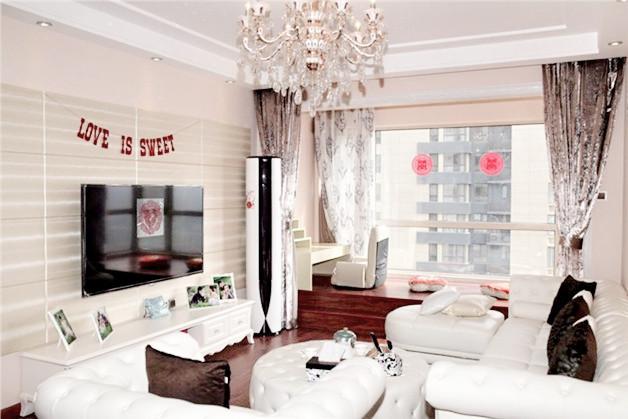 [绵阳某装饰公司]:两室两厅一卫混搭风格案例_5