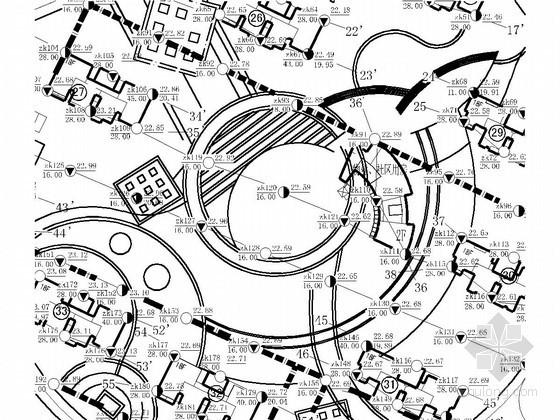 [安徽]住宅区岩土工程勘察报告(附图纸 波速报告书)