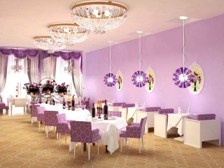 普罗旺斯餐厅_11