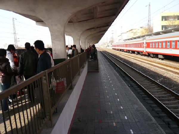 [山东]高速铁路北站站房及相关工程指导性施工组织设计