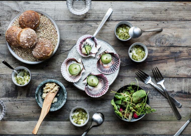 哥本哈根这家餐厅,用绿植把自己打扮成了一个温室!