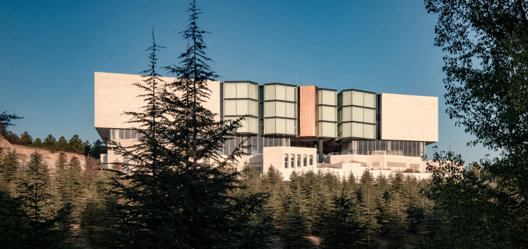 土耳其Hacettepe大学博物馆和生物多样化中心-4