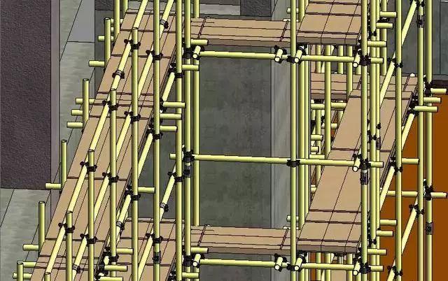 BIM技术在基坑与脚手架施工中的运用与分析_14