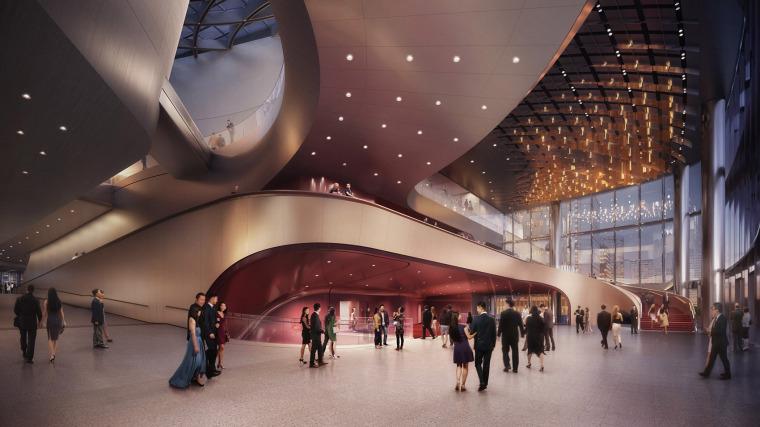 香港世界级舞蹈及戏剧艺术剧场-7