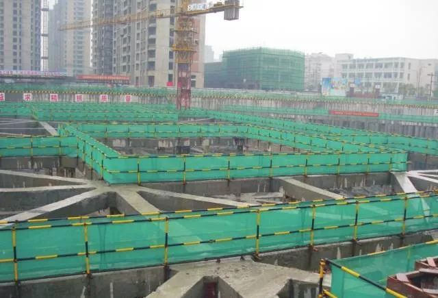 [图文]基坑工程施工安全标准化手册