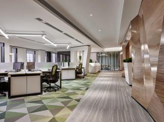 深圳国际商会大厦盛世嘉创办公空间