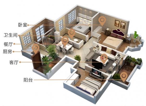 贵阳环保装修,100平米房屋装修全包预算表 - 3012058390 - 贵阳环保装修