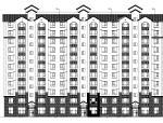 [浙江]高层新中式风格住宅及多层商业建筑施工图(含全专业图纸)