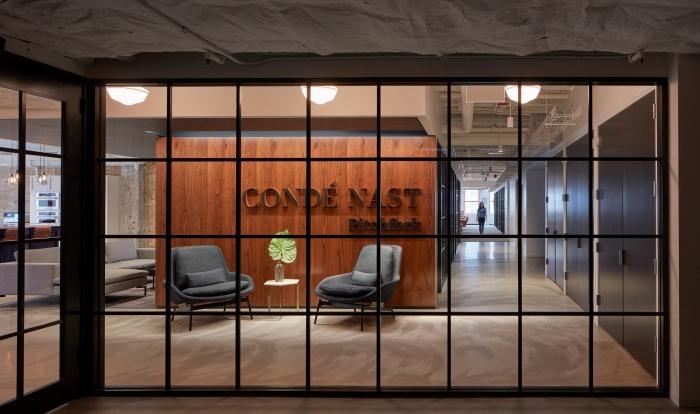 在线音乐公司的办公室装修设计风格