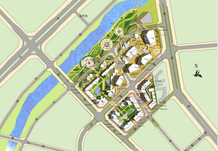 南联圳某片区建筑方案文本更新项目PDF(117页)_10