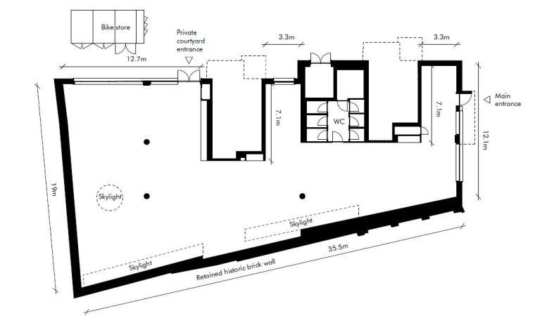建筑师独立开发的公寓楼,真是好房子!_48
