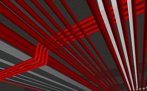 机电深化设计bim技术应用实例与总结_4