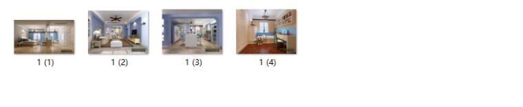 【江苏】地中海风格样板房设计CAD施工图(含效果图)_9