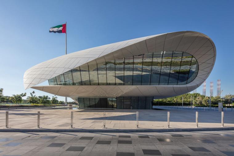 迪拜阿提哈德博物馆