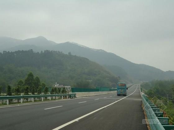 [山西]高速公路路面施工组织设计84页