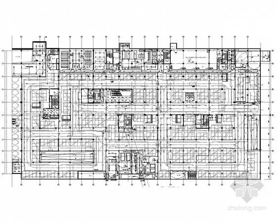 [山东]高层商业中心综合体电气全套图(知名设计院最新设计)