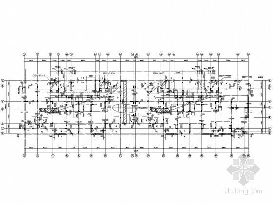 [山东]24层剪力墙结构安置楼房结构施工图