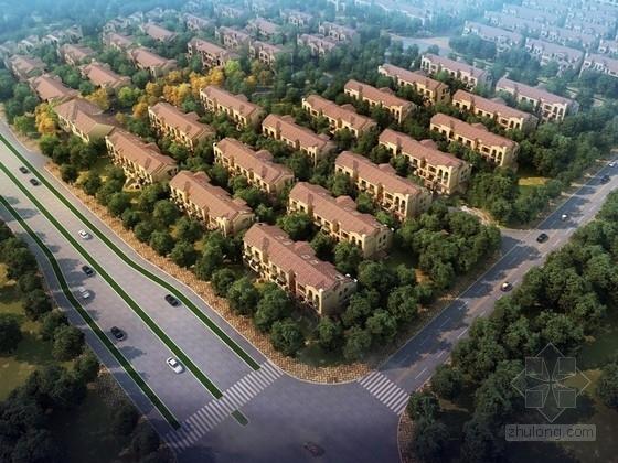 [苏州]现代风格小区规划及单体设计方案文本