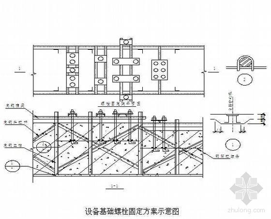 上海某汽车工业厂房施工组织设计(图表丰富)