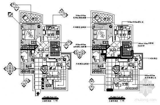 某复式住宅装修方案设计