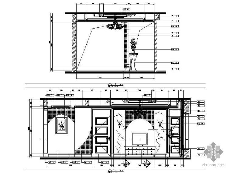 [大连]新欧式三居样板房装修图_2