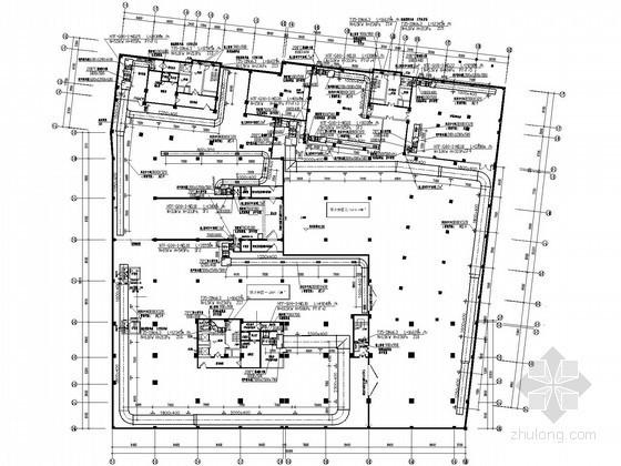 [长沙]地下室人防工程设计施工图