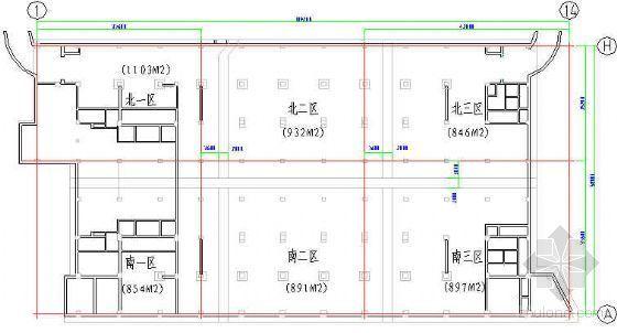 厦门某高层综合楼底板大体积混凝土施工方案