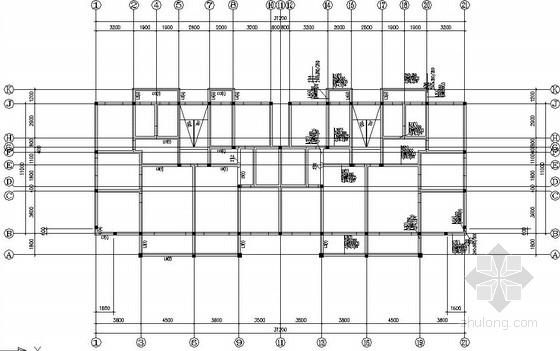[景德镇]底框复合地基住宅结构施工图(坡屋面)