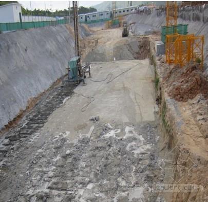 [广东]天然地基水泥土搅拌法地基处理质量控制QC成果