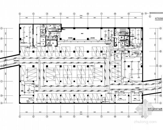 [安徽]三甲医院儿科病房楼电气设计施工图纸(2015年最新设计)