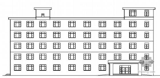 [毕业设计][郑州]某普通中学教学楼建筑方案