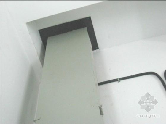 建筑工程桥架穿楼板防火封堵施工做法