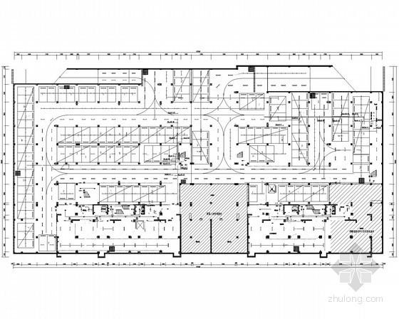 [安徽]30层住宅楼全套电气施工图纸(审图意见)